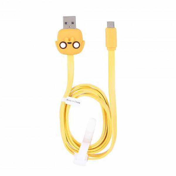 Adventure Time Micro USB Data Kablosu (Jake) - Thumbnail