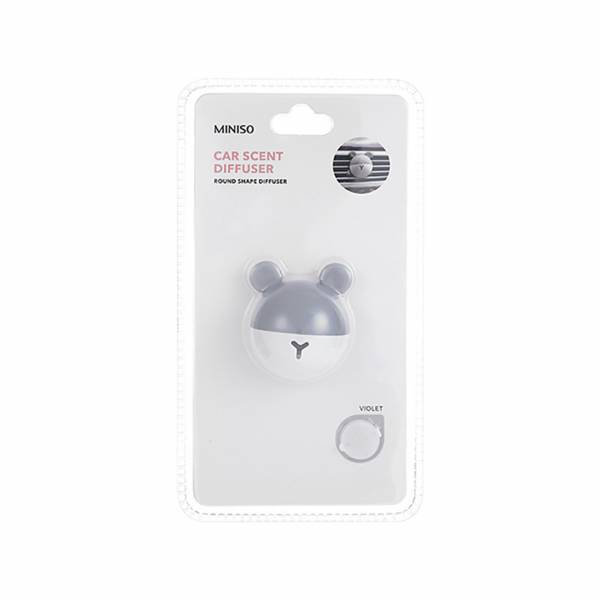 MINISO - Animal Series- Araba Kokusu (Menekşe)