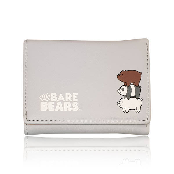 MINISO - We Bare Bears Cüzdan (Mavi)