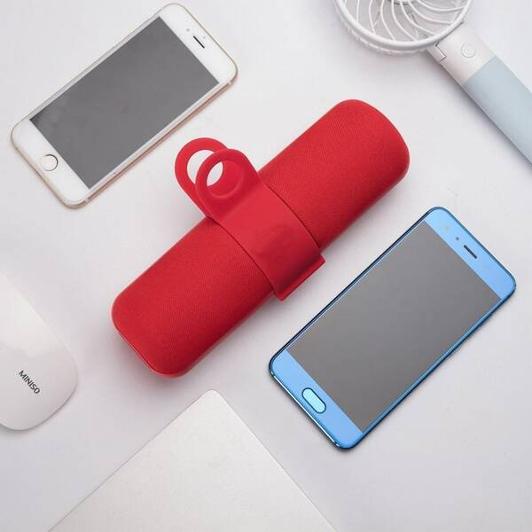 MINISO - Wireless Speaker with Handle DS-2076(Kırmızı)