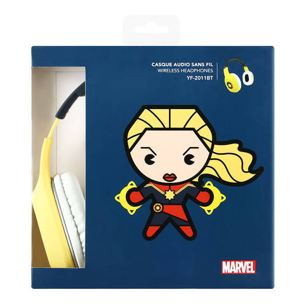 MINISO - MARVEL Bluetooth Kulaklık (Captain Marvel)