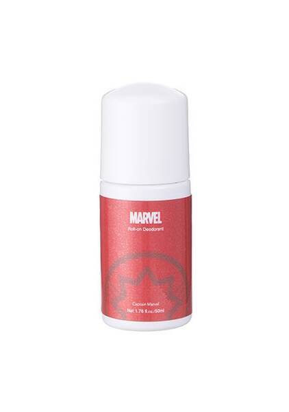 MINISO - MARVEL Roll-on Deodorant (Kaptan Marvel)