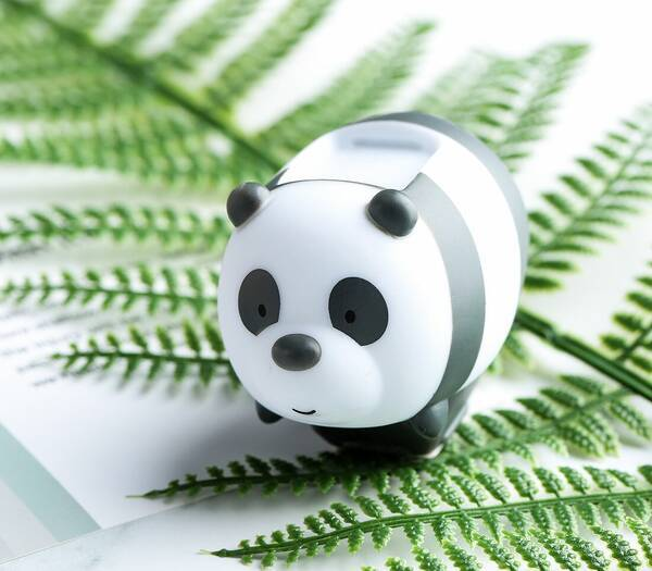 MINISO - We Bare Bears Lip Balm-Panda