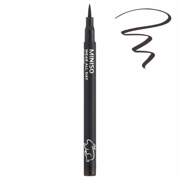 - Miniso / Wear All Day Eyeliner (03 Moka)