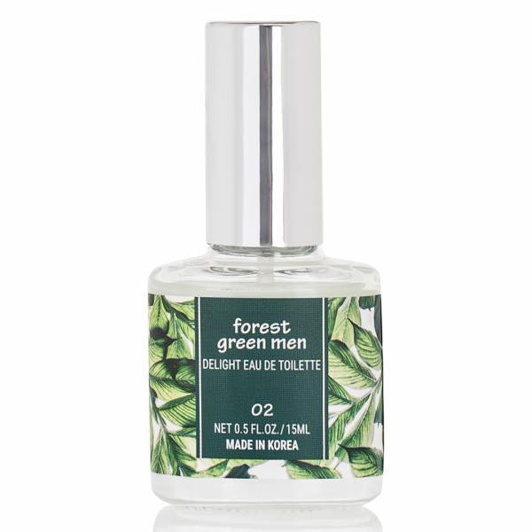 - Delight Eau De Toilette Forest Green Erkek Parfüm (15 ml)
