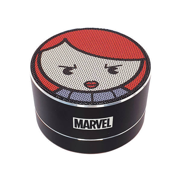 - MARVEL Bluetooth Hoparlör (Black Widow)