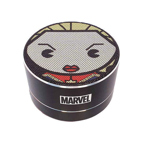 - MARVEL Bluetooth Hoparlör (Captain Marvel)