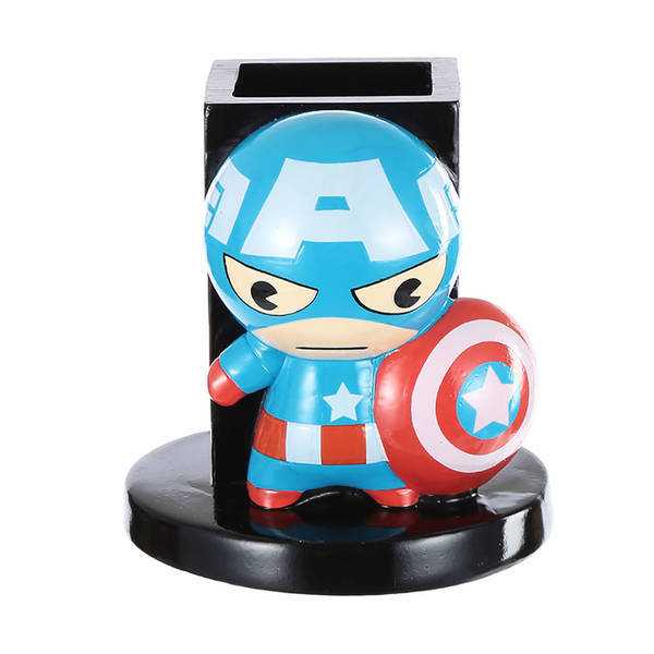 MINISO - MARVEL Mini Kalemlik (Captain America)