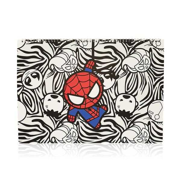 MINISO - MARVEL A3 Sketch Book (Spider Man)