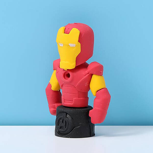 MINISO - MARVEL Silgi Iron Man