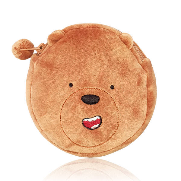 MINISO - We Bare Bears Mini Çanta Grizzly